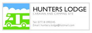 Hunters Lodge Caravan Park logo