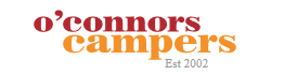 O'Connors Campers logo