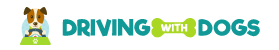 Driving with dogs logo