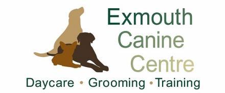 Exmouth Canine Centre logo
