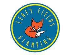 Leafy Fields Glamping logo