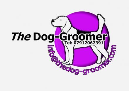 Logo for the Dog Groomer