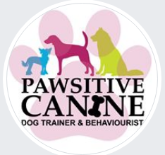 Pawsitive Canine logo